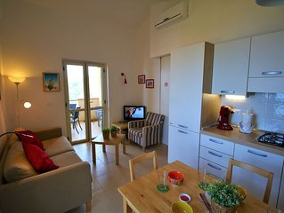 Cosy Holiday Home in Parghelia with Terrace