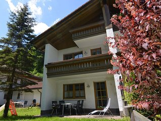 Large holiday home in the Berchtesgaden region - two levels, balcony and garden