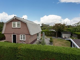 Holiday home by the edge of the dunes in the north of Noordwijk