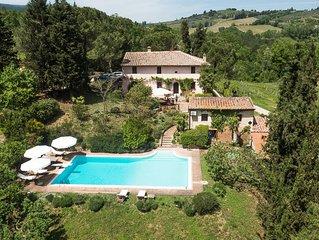 Vallebuia in San Gimignano - Toscana