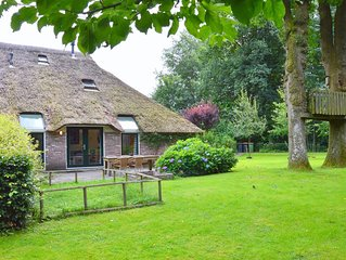 An atmospheric farm house within walking distance of megalith and Drents-Friese