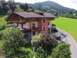Modern Apartment near Ski Area in Leogang