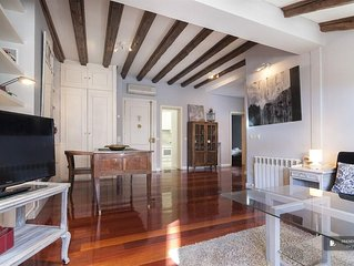 Friendly Rentals The Galileo II apartment in Madrid