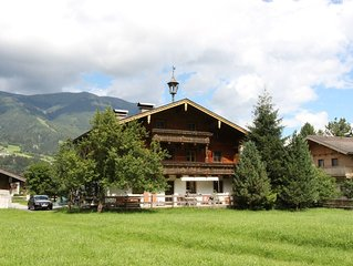 Cosy and rustic holiday apartment in tranquil Sulzau bei Neukirchen