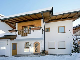 Luxurious holiday home with playroom, sauna, and plenty of privacy in Söll!