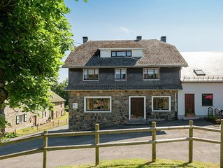 Ideal home for families travelling together, with a large garden
