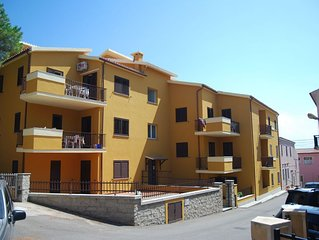Apartment in residence 500m from sea in the nice town of Santa Teresa Gallura