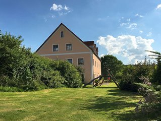 Spacious Apartment with Sauna in Schonsee