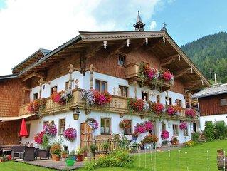 Spacious Apartment in Leogang in Ski Area