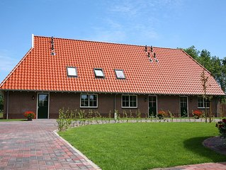 Farmhouse apartments in the countryside