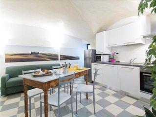 IL MEZZANINO - cozy apartment near Piazza del Campo 6bd