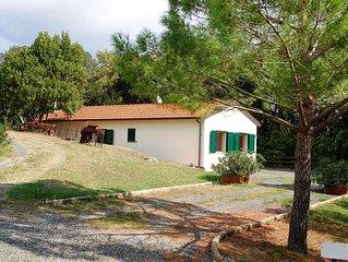 Casa Leccino in Castiglioncello - Toscana
