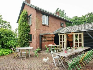 Group house surrounded by nature in beautiful Reusel in North Brabant.