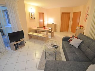 Modern furnished apartment near the National Park Eifel