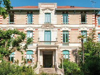 Beautiful apartment hotel near the beach and town center of Arcachon