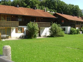 Tidy holiday home with oven, 18km from Oberstaufen
