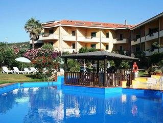 Comfortable apartment in Santa Teresa, just a few minutes from the beach