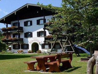Ferienwohnung Inzell fur 2 - 4 Personen mit 1 Schlafzimmer - Ferienwohnung