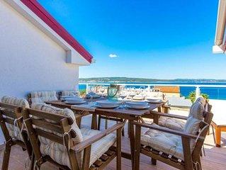 Ferienwohnung Crikvenica fur 4 - 7 Personen mit 3 Schlafzimmern - Ferienwohnung