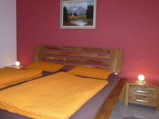 Ferienwohnung 48 qm, 1 Schlafzimmer, 1 Wohn-/Schlafraum, max. 4 Personen