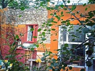 Ferienwohnung Apt für 3 Personen mit 1 Schlafzimmer - Ferienwohnung in Villa