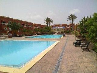 Ferienwohnung Corralejo für 2 - 6 Personen mit 3 Schlafzimmern - Ferienwohnung