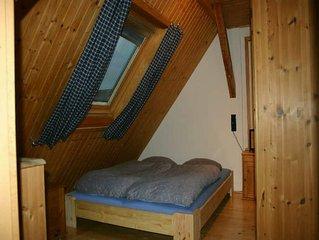 Appartement 58qm, 2 Schlafzimmer, max. 6 Personen