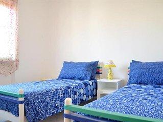 Ferienwohnung Agropoli für 2 - 5 Personen mit 2 Schlafzimmern - Ferienhaus