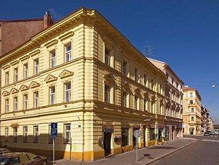 Ferienwohnung Prag fur 1 - 4 Personen mit 1 Schlafzimmer - Ferienwohnung