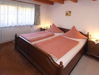 Ferienwohnung Maria Müller mit 40 qm, 1 Schlafzimmer, für maximal 2 Personen