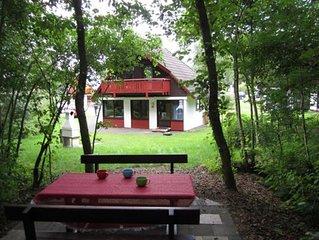 Ferienhaus Frielendorf für 6 - 8 Personen mit 3 Schlafzimmern - Ferienhaus