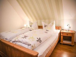 Fereinwohnung, 65 qm, 2 Schlafzimmer, max. 4 Personen