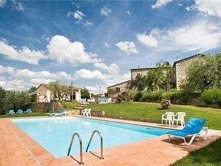 Ferienwohnung Castellina in Chianti fur 1 - 4 Personen mit 2 Schlafzimmern - Fer