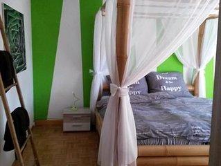 Ferienwohnung Düsseldorf für 4 - 6 Personen mit 3 Schlafzimmern - Ferienwohnung