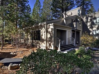 16 Forest Pines: 3 BR / 2 BA condominium in Incline Village, Sleeps 6