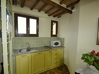 Appartamento Onorio: Un elegante appartamento situato nel centro medievale di Si