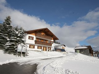 peacefully located property, only 100 m. from the edge of the forest.
