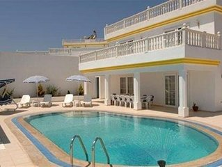Villa Alen 4 Bedroomed Luxury Villa With Private Pool in Didim. Comfortably with