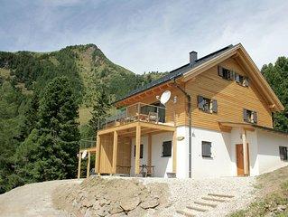 Luxurious Holiday Home in Turracherhohe near Ski Area
