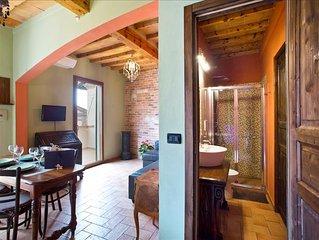 SIENA ROMANTICA - cozy apartment near duomo