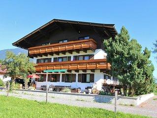 Spacious Apartment near Ski Trail in Maishofen