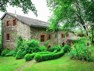 Completely new, attached gite, decorated with taste and care.