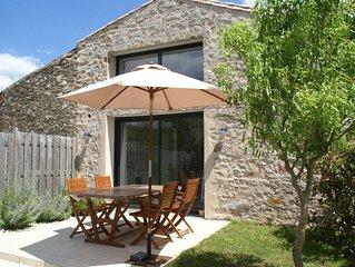 Quaint Holiday Home in Château-d'Olonne near Sea
