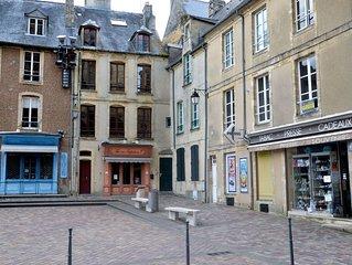Modern Apartment in Bayeux near Sea