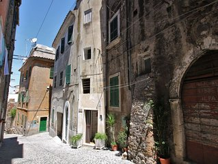 Apartment in the center of Tivoli, 300 meters from the famous Villa d 'Este