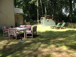 Lovingly furnished holiday home on a smal park at the edge of the natuurpark Ka