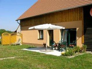 Ferienwohnung Mirow für 4 Personen mit 2 Schlafzimmern - Ferienwohnung