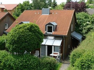 House Zandt for 4 - 5 people with 2 bedrooms - Holiday house