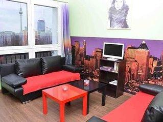 Ferienwohnung Friedrichshain fur 4 - 12 Personen mit 4 Schlafzimmern - Ferienwoh