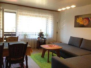 Ferienwohnung Oberstdorf für 1 - 4 Personen mit 1 Schlafzimmer - Ferienwohnung
